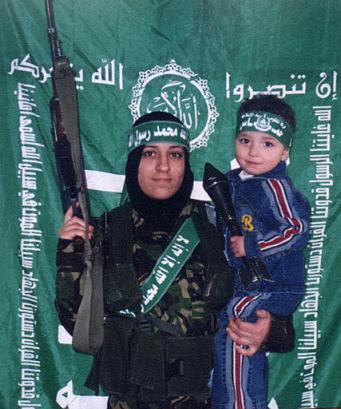 Hamas- Kindererziehung