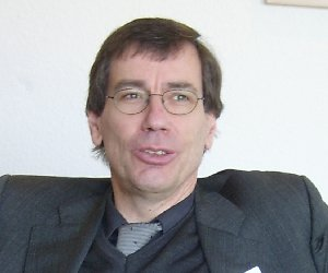 Staatssekretär Günter Wienand